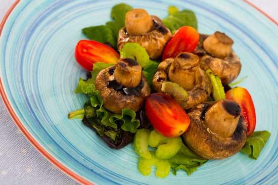 Mushroom Side Dish