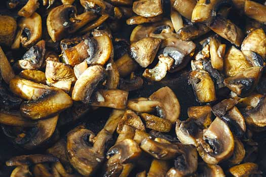 Garlic Butter Mushrooms